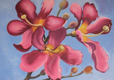Orchid Tree, 36 x 48