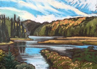 Lake Opeongo, Algonquin | 16 x 20