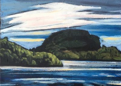 Rossport, Lake Superior | 11 x 14